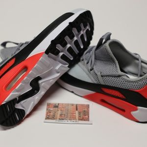 Nike Air Max 90 EZ Size 10 Pure Platinum Wolf Grey